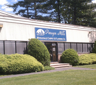 Paragon Mills Abbey Flooring Design Center in Union, NJ